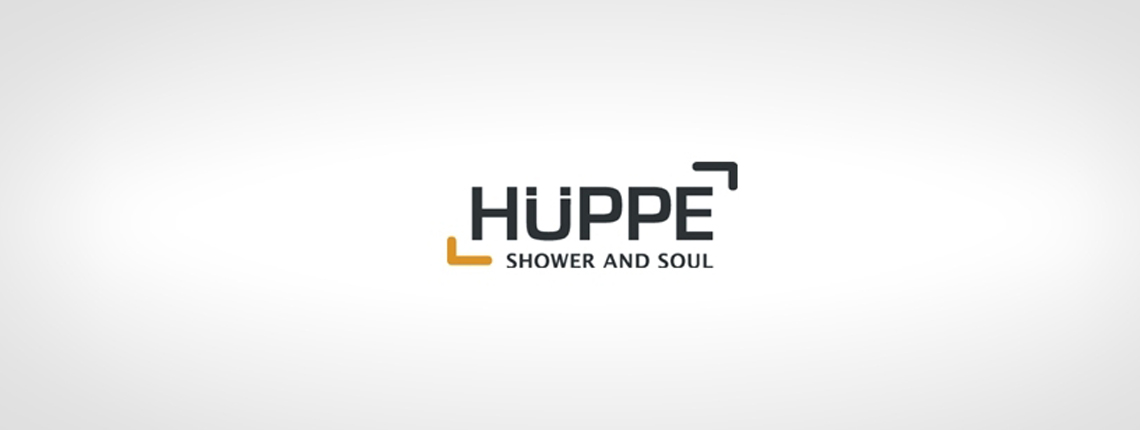 Hüppe Bad Hersteller Logo Shower and Soul klein