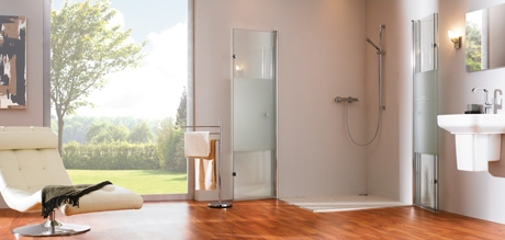 HÜPPE Design folding swing door solutions