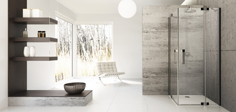 HÜPPE Studio swing door solutions